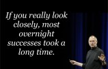 So You Wanna Be an OVERNIGHT SUCCESS in Your Business, Huh?